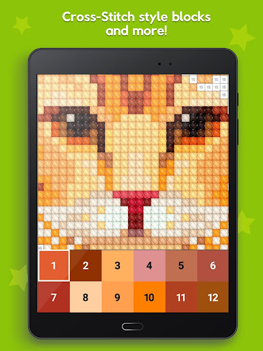 Pixel Tap: Color by Number apkmr screenshots 8