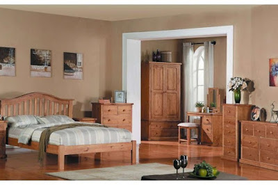 rutland pine bedroom collection