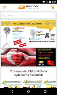 Merter Elektronik- screenshot thumbnail