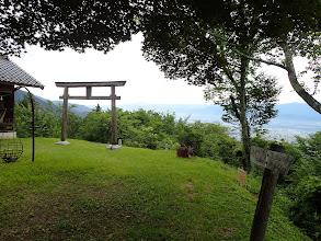 佐倉神社に到着