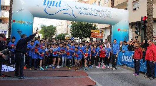 872 participantes en la XXVIIEdición de la San Silvestre 'Ciudad de El Ejido'