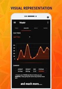 WAAKR - Walk, Jog and Run measured - náhled