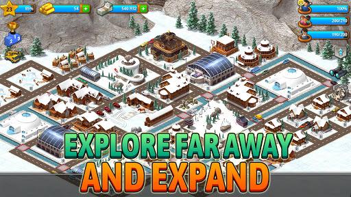 Paradise City - Island Simulation Bay apkdebit screenshots 4