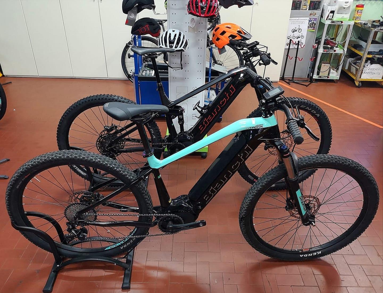 kit bicicletta elettrica?
