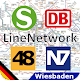 LineNetwork Wiesbaden for PC-Windows 7,8,10 and Mac