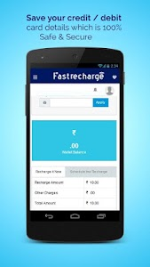 Fast recharge- Mobile Recharge screenshot 3