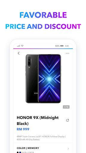 Honor Store 1.9.1.302 com.honor.global apkmod.id 4