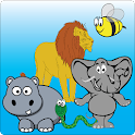 Educational Animals For Kids icon