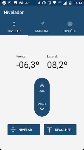 Nivelador para Motorhome Comlink 1.1 screenshots 1