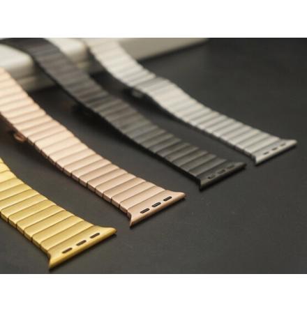 Apple Watch 42mm - Stilren stållänk i rostfritt stål