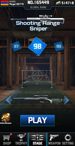 Shooting Range Sniper: Target Shooting Games Free 1.5 screenshots 1