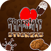 WAStickerApps Chocolate Sticker Pack