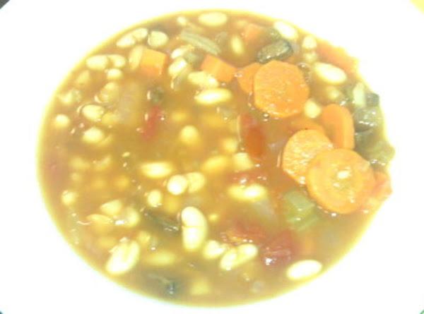 Great Northern Beans, Beef Vegie Bean Soup Recipe