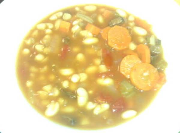 Great Northern Beans, Beef Vegie Bean Soup Recipe
