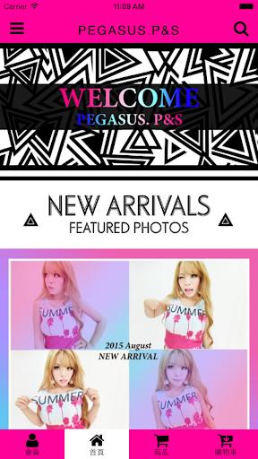 PEGASUS.P S:Fashion Shop