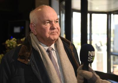 Le président gantois explique le renvoi de Bernd Thijs et s'exprime sur la situation de Vanderhaeghe