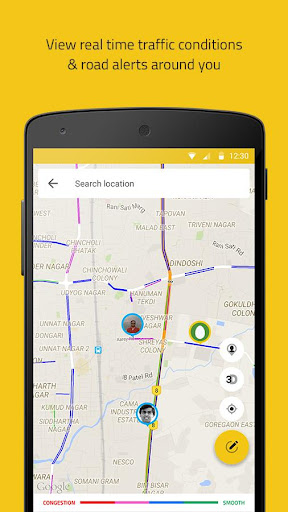 Traffline: Traffic & Parking screenshot 3