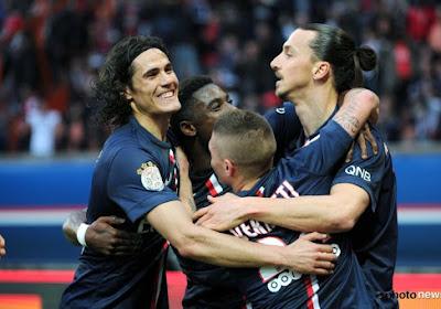 Cavani offre la coupe de France et un quadruplé historique au PSG