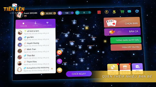 Lucky TIu1ebeN Lu00caN - Game TIu1ebeN Lu00caN giao lu01b0u bu1ea1n bu00e8 2.1.6 screenshots 3