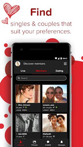 JOYCE - Dating, Flirt, Chat for Singles & Couples 2.17.2 screenshots 1