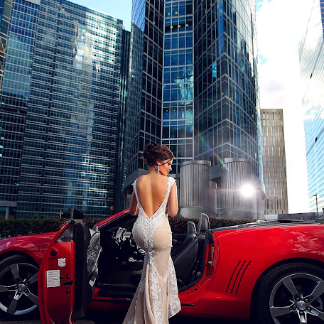 Wedding photographer Dmitriy Nikitin (GRAFTER). Photo of 01.08.2017
