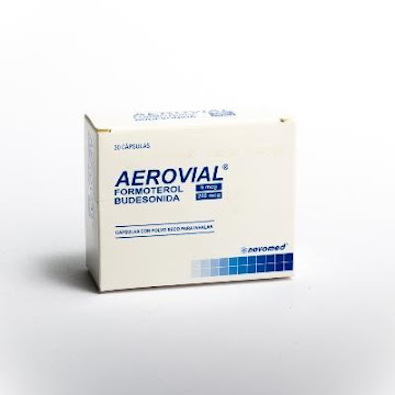 Aerovial 6/200mcg