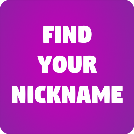 Find Your Nickname Icon