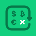 Currency Converter - CoinCalc icon