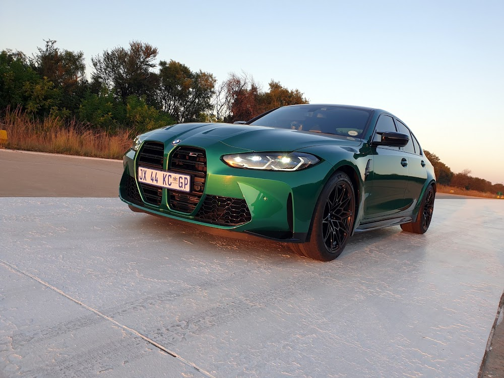 REVIEW | New 2021 M3 Competition delivers rev-hungry performance - TimesLIVE