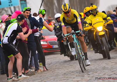 """Van Aert en Wolfpack-renner delen steekjes uit naar mekaar: """"Jij zou toch beter moeten weten"""""""