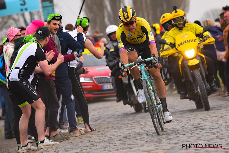 """Wout van Aert maakt opmerkelijke keuze: """"Liefst allebei winnen, maar zet deze koers boven Ronde van Vlaanderen"""""""