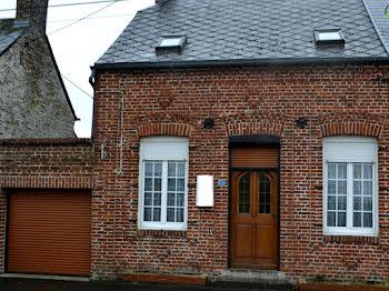 maison à Boué (02)