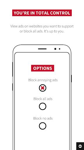 Adblock Plus for Samsung Internet - Browse safe. 1.2.1 screenshots 7