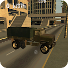 Road Trucker Simulator 3D icon