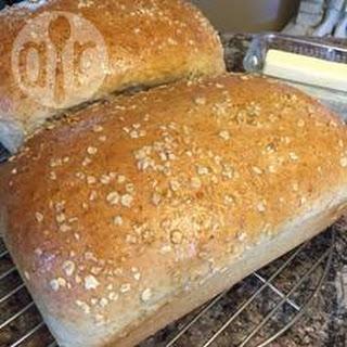 Sweet Honey Wholemeal Bread.