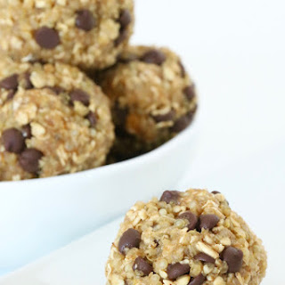 No-Bake Quinoa Energy Bites