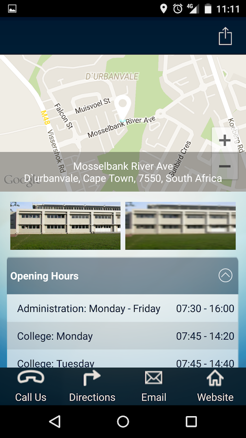 Reddam House Durbanville- screenshot