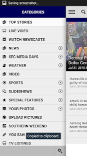 WAFF 48 Local News- screenshot thumbnail