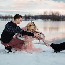 Wedding photographer Zhanna Albegova (Albezhanna). Photo of 16.01.2018