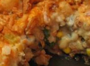 Mexican Hot Dog Casserole Recipe