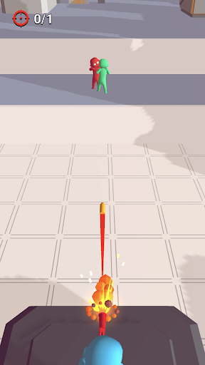 Bullet Bender  captures d'écran 1