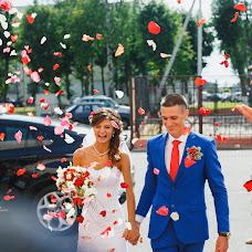 Wedding photographer Tatyana Kulagina (tatyanakulagina). Photo of 25.07.2016