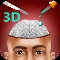 Brain Surgery Simulator 3D icon