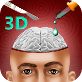 Brain Surgery Simulator 3D