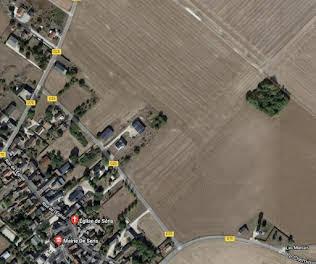 Terrain à bâtir 738 m2