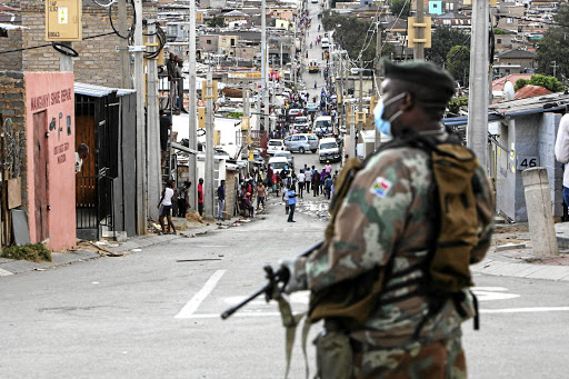 Collin Khosa was allegedly killed by soldiers in Alexandra on Good Friday.
