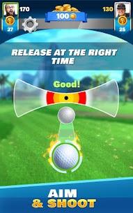 Super Shot Golf MOD (Unlimited Money) 3