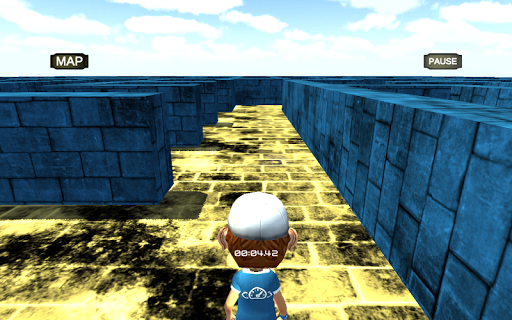 Capturas de pantalla de Epic Maze Boy 3D 4