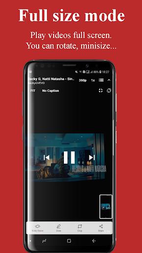 Audio Rocket - Lite Tube - Floating Tube 2.1 screenshots 4