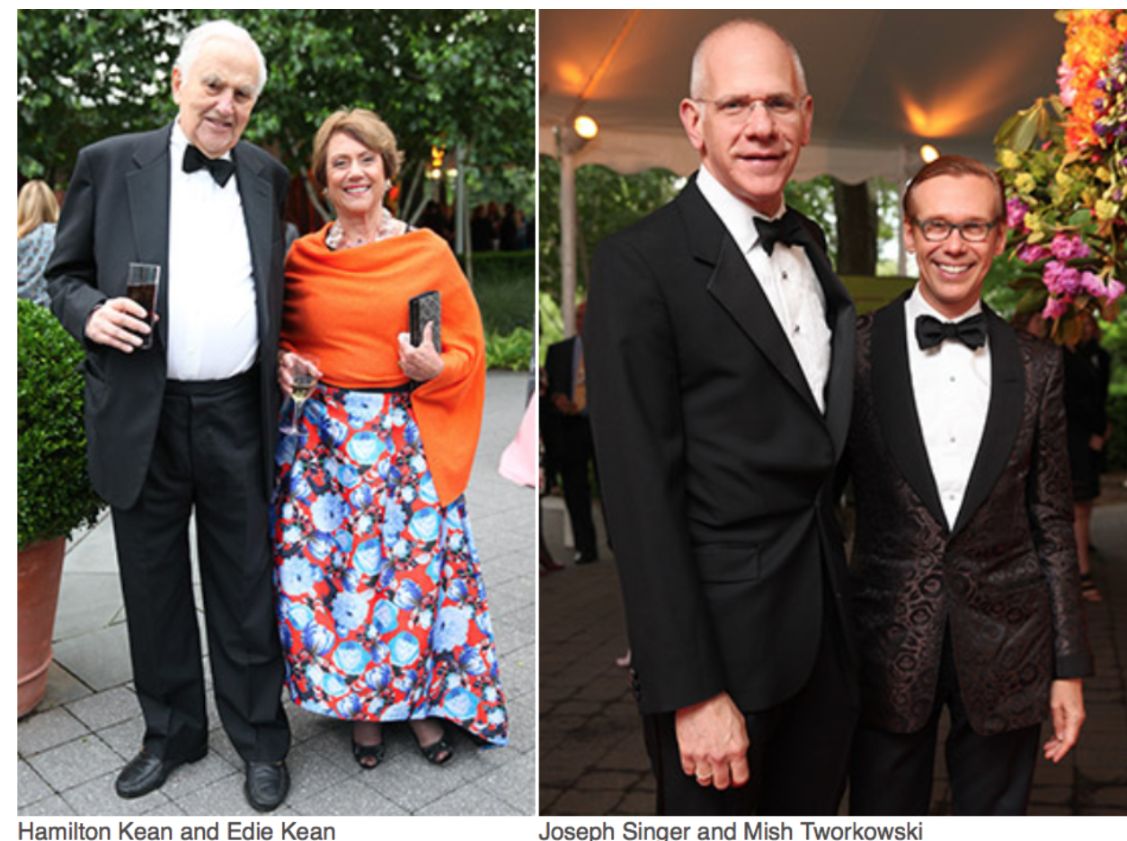 Karen Klopp and Hilary Dick article for New York Social Diary, New York Botanical Garden, Conservatory Ball, Georgia O'Keefe. Hamilton Kean, Edie Kean, Joseph Singer, Mish Tworkowski